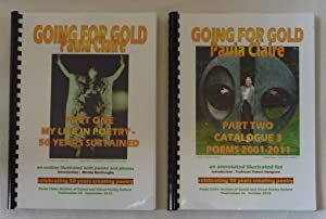 GOING FOR GOLD Part One: My Life in Poetry - 50 Years Sustained and GOING FOR GOLD Part Two: Cata...