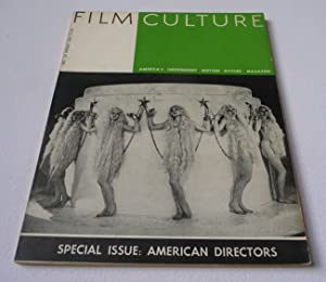 Film Culture 28 (Spring 1963). Special Issue: American Directors.