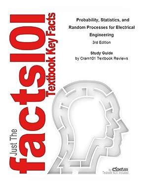 Studyguide for Probability, Statistics, and Random Processes: Cram101 Textbook Reviews