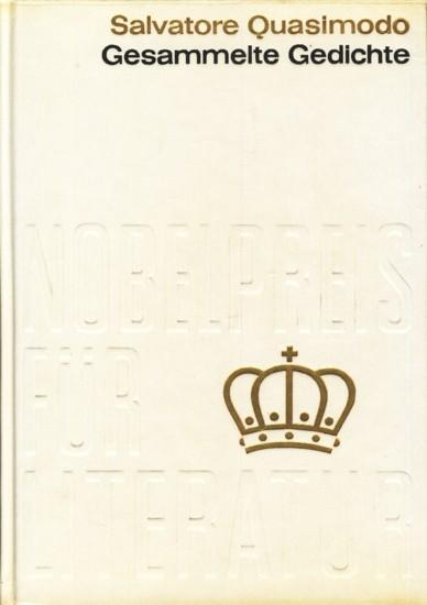 Nobelpreis für Literatur 1959 (Nr. 54) ~: Quasimodo, Salvatore: