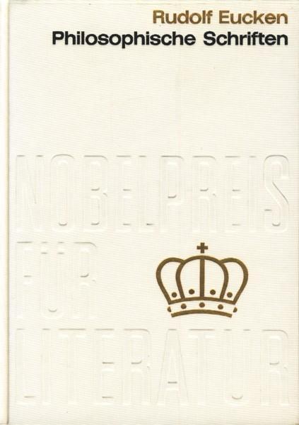 Nobelpreis für Literatur 1908 (Nr. 9) ~: Eucken, Rudolf: