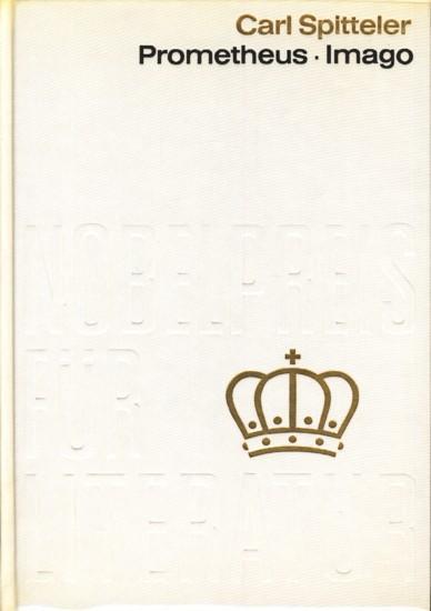 Nobelpreis für Literatur 1919 (Nr. 19) ~: Spitteler, Carl:
