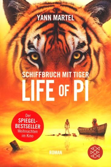 Schiffbruch mit Tiger : Roman.: Martel, Yann: