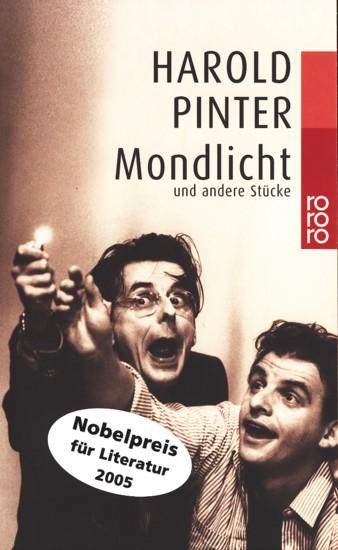Mondlicht und andere Stücke.: Pinter, Harold: