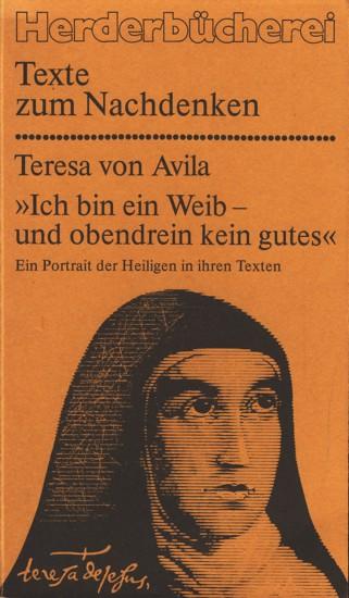 Teresa von avila zvab - Teresa von avila zitate ...