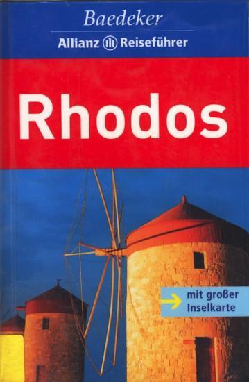 Baedeker Allianz Reiseführer ~ Rhodos. - Diverse