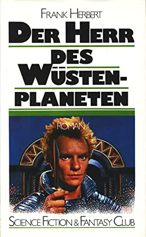 Der Herr des Wüstenplaneten : Science Fiction-Roman ;.