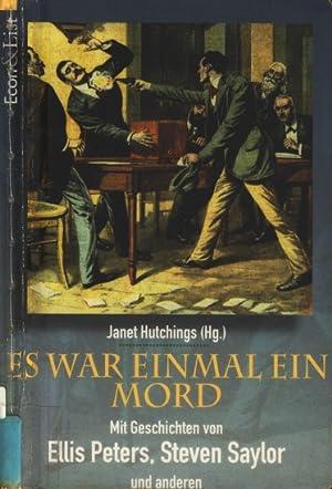 Es war einmal ein Mord.: Hutchings, Janet (Hrsg.):