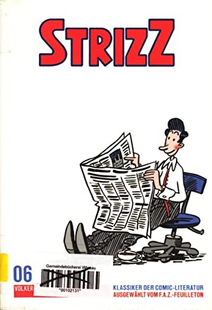 Strizz ~ Comic-Klassiker Band 06.