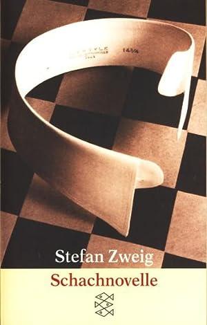 Schachnovelle.: Zweig, Stefan: