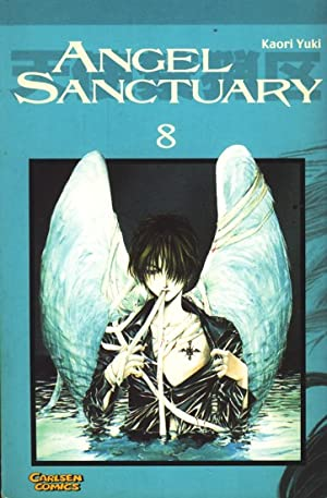 Angel Sanctuary 8.