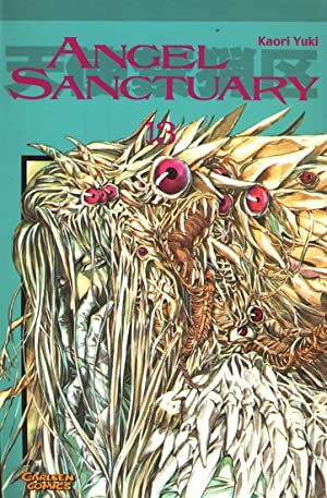 Angel Sanctuary 13.