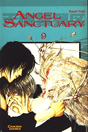 Angel Sanctuary 9.