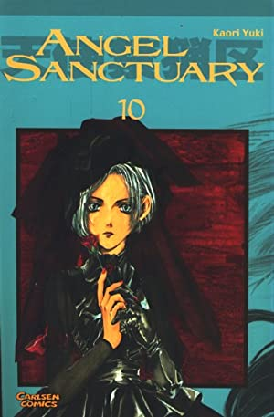 Angel Sanctuary 10.