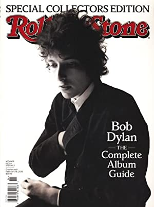 Rolling Stone ~ Bob Dylan - The Complete Album Guide.