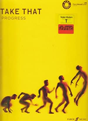 Take That - Progress : Songbook.