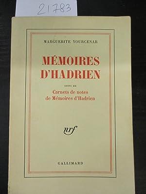 Mémoires d'Hadrien: Yourcenar, Marguerite