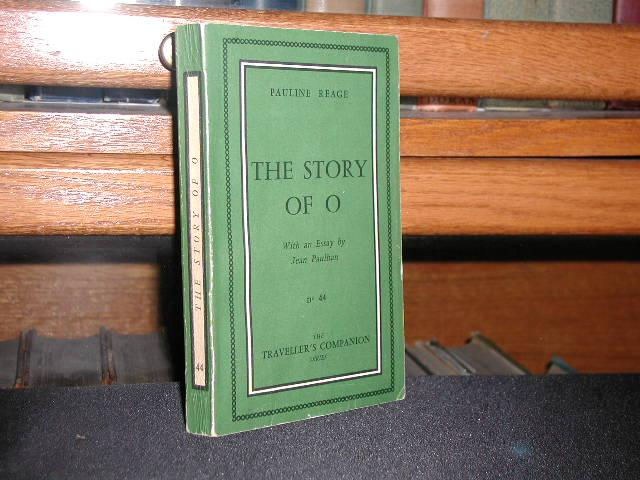 The Story Of O Reage, Pauline Near Fine Softcover