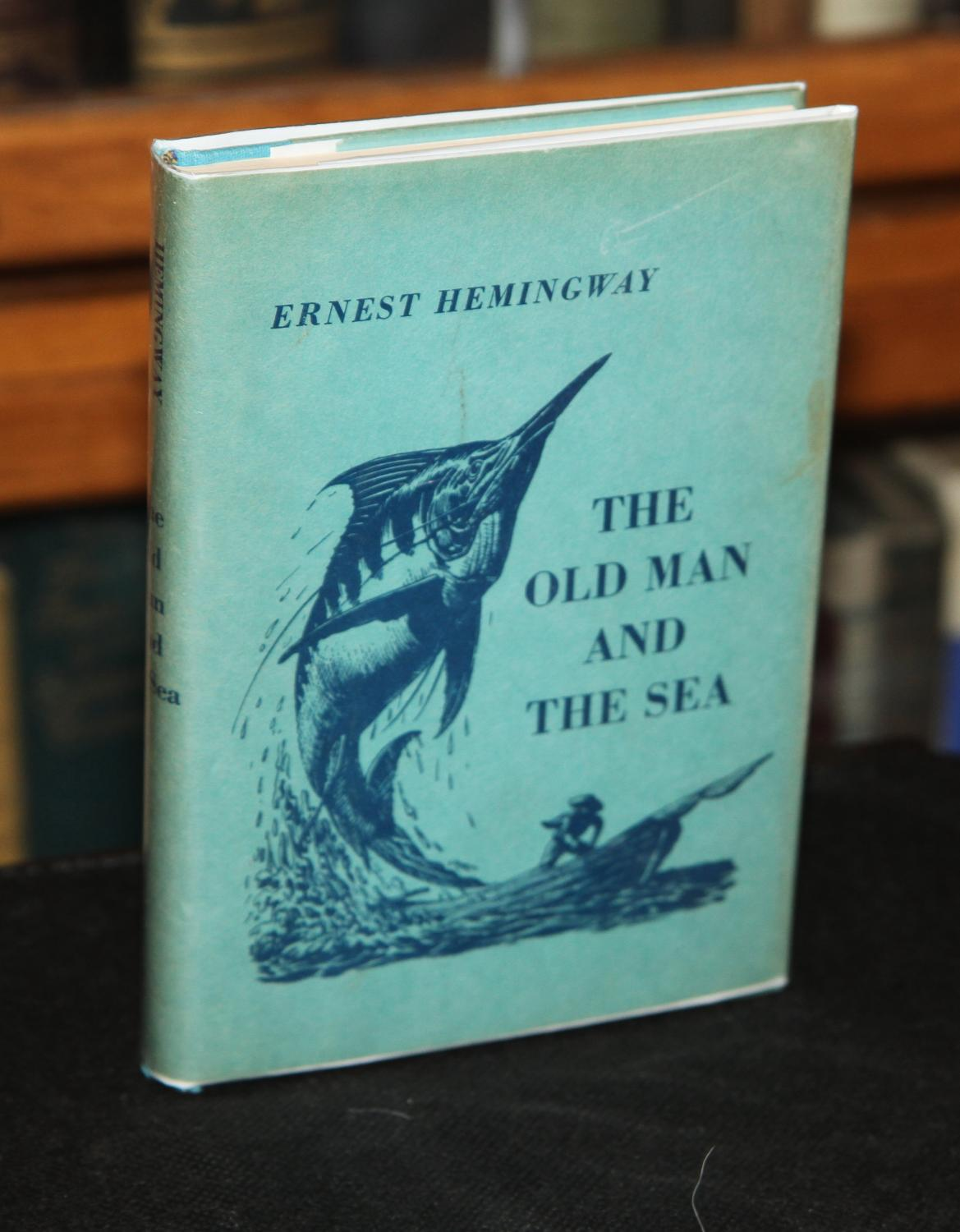 a report on the old man and the sea by ernest hemingway and the crucible by arthur miller After the first day, throughout the voyage, it is santiagos thoughts and feelings that are emphasized on the final day after his voyage, again we are led through all of santiagos actions the limited setting is an important part of this simplistic hemingway style as it eliminates unnecessary confusion in the.
