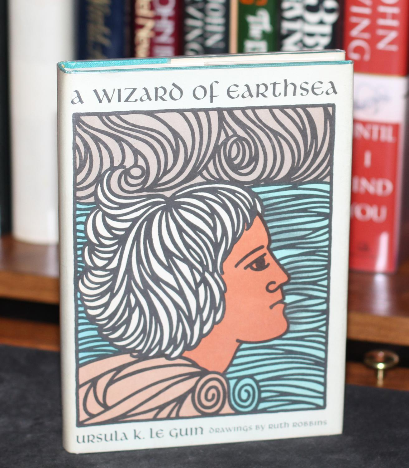 geds journey through magic and life in the novel a wizard of earthsea Jk rowlings beloved characters are taking to the stage as adults in the cursed child but are fans ever ready for their childhood heroes to grow up resulting authors have their say anthony horowitz author of the alex rider series children shouldnt grow up, truly and.
