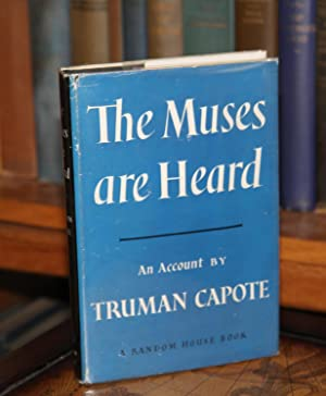 The Muses are Heard: Capote, Truman