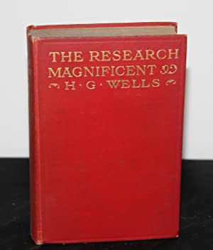 The Research Magnificent: Wells, H. G.