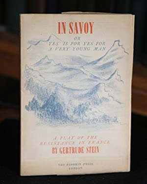 In Savoy or Yes is for Yes: Stein, Gertrude