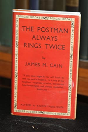 The Postman Always Rings Twice: Cain, James M.