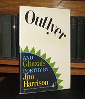 Outlyers and Ghazals: Harrison, Jim