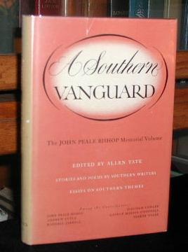 A Southern Vanguard: Tate, Allen, Editor.