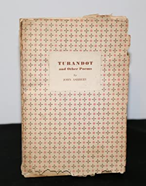 Turandot and Other Poems: Ashbery, John