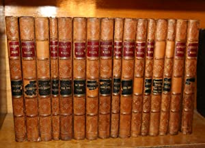 Dickens's Works ( The Household Edition ) Twenty titles in sixteen volumes, complete: Dickens,...