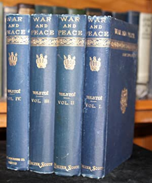 War and Peace: Tolstoi, Count Lyof N. ( Tolstoy, Leo )