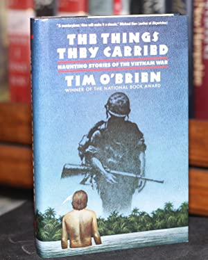 the conflict toward conformity and inward questioning of tim obrien in the novel the things they car The things they carried by tim o'brien is a book about love, courage and hope in the novel, the narrator describes the things all the men of the company carry (hence the title) each of these things are more in the physical sense- mosquito repellent, marijuana, pocket knives and chewing gum, all of which can be used to defend and forget.