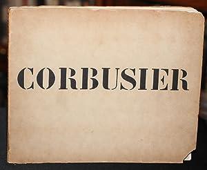 Le Corbusier und Pierre Jeanneret. IHR Gesamtes Werk Von 1910-1929: Le Corbusier