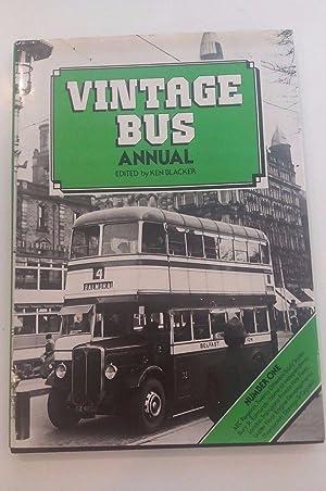 Vintage Bus Annual - Edited Ken Blacker: Ken Blacker