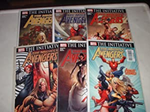 Mighty Avengers - first 6 issues