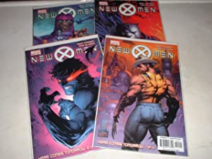 New X-Men 151 throught 154