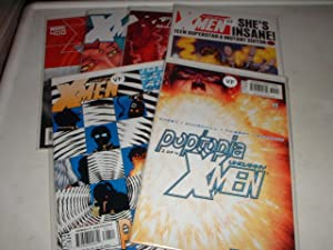 Uncanny X-Men 395 through 400
