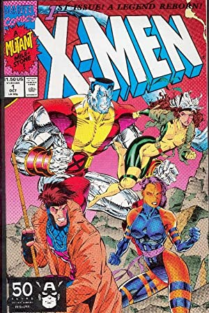 X-Men 1 (2nd series)