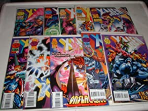 X-Men 51 - 60 (2nd series)