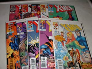 X-Men 71 - 80 (2nd series)