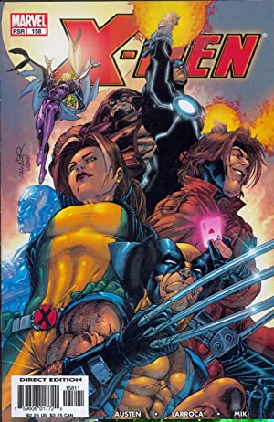 X-Men 158 (2nd series)