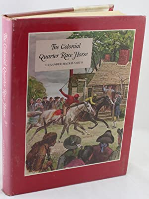 The Colonial Quarter Race Horse