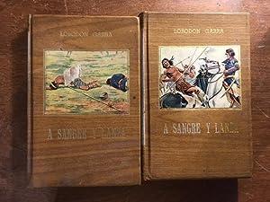 A Sangre y Lanza (2 volumes): Lobodon Garra