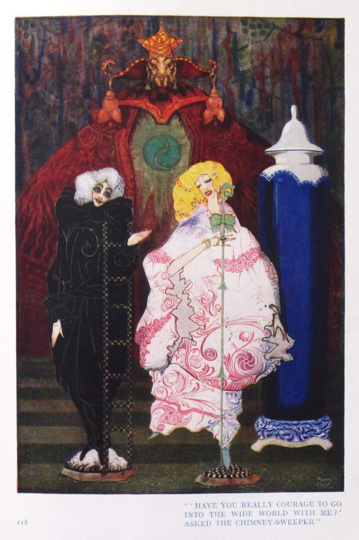 Hans Christian Andersen Fairy Tales Illustrations