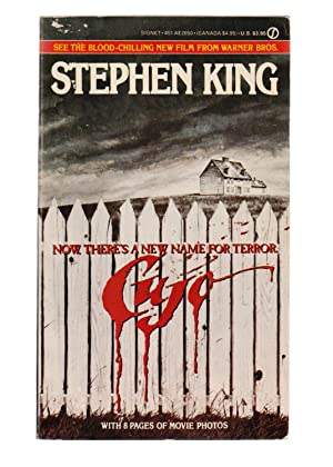 an analysis of the book cujo by stephen king It is a 1986 horror novel by american author stephen kingit was his 22nd book an ultraviolet an analysis of stephen kings novel cujo carrie and the girl.