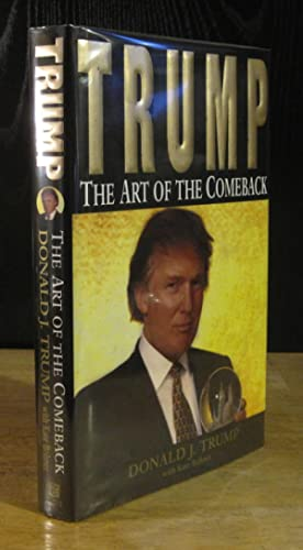 Trump the art of the comeback by trump donald j first edition trump the art of the comeback signed trump donald j fandeluxe Choice Image