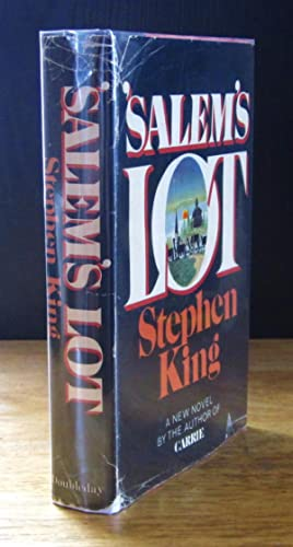 Salem's Lot [Father Cody Jacket] [Signed]: King, Stephen