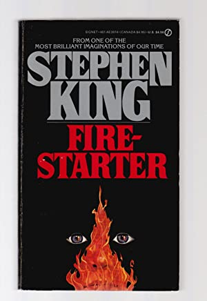 Firestarter [Signed] [Signet Code AE3974]: King, Stephen